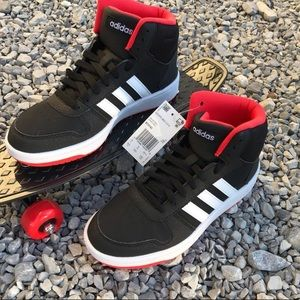 NEW Adidas Basketball Mid Sneakers size 6.5y or 8